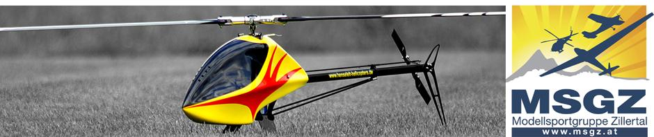 Modellflug im Zillertal