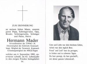Hermann Mader
